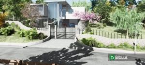 Come realizzare un piazzale esterno software BIM architettura Edificius