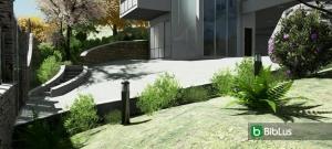 Réalisation d'un escalier extérieur avec un logiciel BIM Edificius