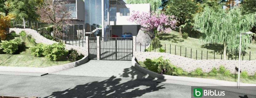 Comment réaliser une place extérieure avec un logiciel BIM Edificius