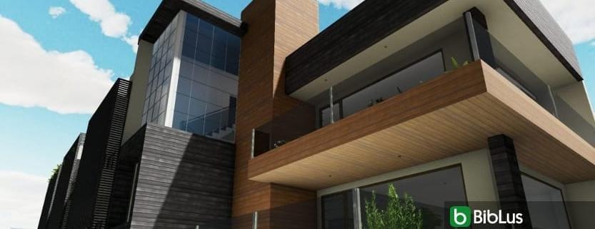 Comment modéliser la façade d'un bâtiment Logiciel BIM Edificius