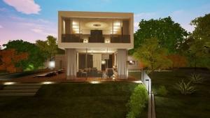 Solarium-Render-Casa-En-Los-Cisne-Edificius-logiciel-BIM