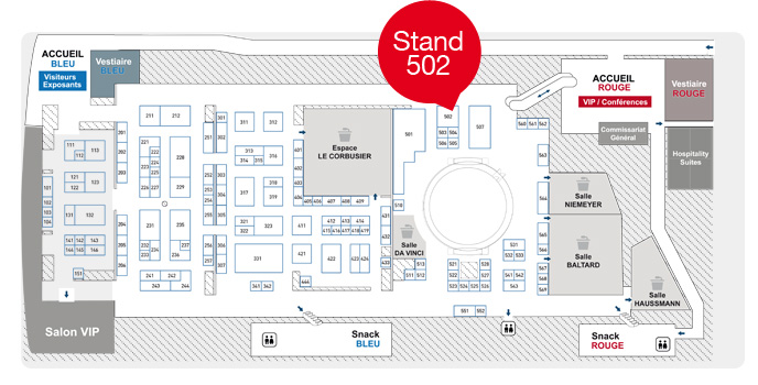 stand502-1 ACCA software @ BIM World 2018 - Paris