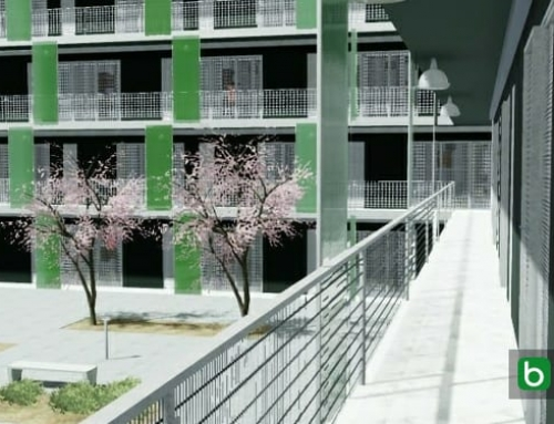 Logements sociaux : des projets célèbres avec des dessins DWG et des modélisations 3D BIM à télécharger