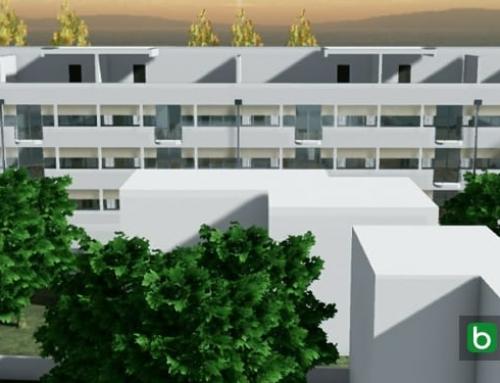 Projets célèbres d'habitat collectif en barre : architecture et projets à télécharger