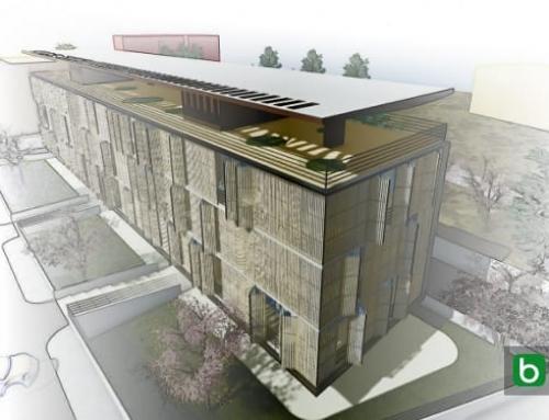 Habitat collectif en barre, projets et exemples avec des plans, des planimétries et des dessins