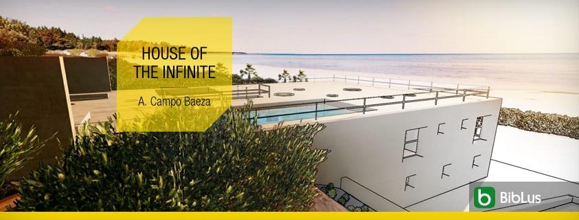 Maisons unifamiliales modernes exemples et projets a telecharger_House of the Infinite-Campo Baeza-logiciel-BIM-Edificius