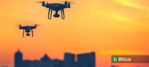 Trend tecnologici nelle costruzioni 2018: i droni