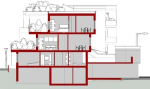 habitat-collectif-en-barre-village-matteotti-coupe-software-BIM-Edificius