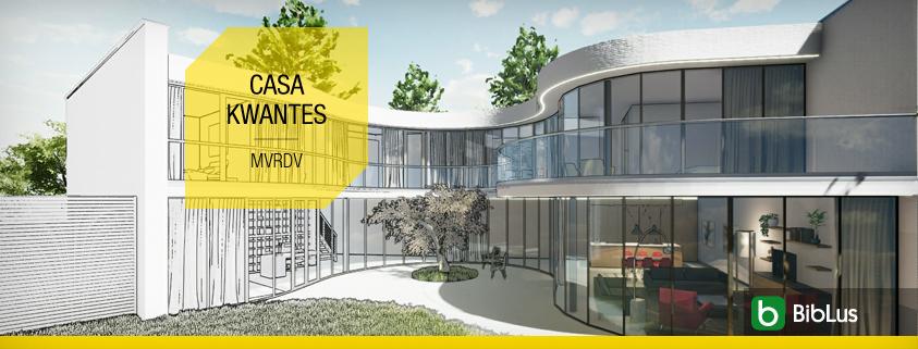 Casa Kwantes-MVRDV-Maisons unifamiliales d architectes celebres decouvrez et telechargez leurs projets logiciel BIM Edificius