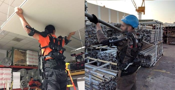 Exosquelette et industrie du bâtiment bis