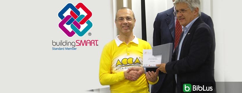 BuildingSMART et BIM&Digital Award deux récompenses importantes pour la société ACCA software