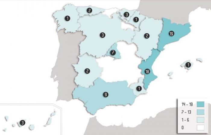 Conception BIM oriented -Espagne - graphique - esBIM