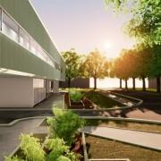 Conception hopitaux -Harvey-Pediatric-Clinic_logiciel-BIM-architecture-Edificius