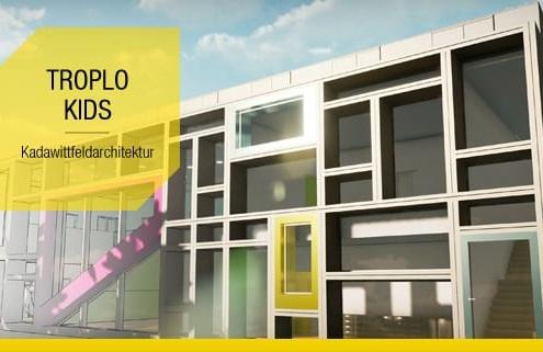 Exemples de batiments scolaires un projet auquel s-inspirer a telecharger immediatement_Troplo-Kids_Kadawittfeldarchitektur