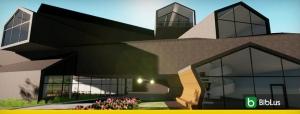 Concevoir un musee architecture et conception en DWG