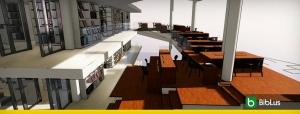 Progettare una biblioteca architettura, linee guida, schemi e disegni in dwg_software BIM Edificius