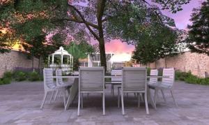 Comment concevoir un jardin exemple de la conception specifique_Rendu produit par Edificius