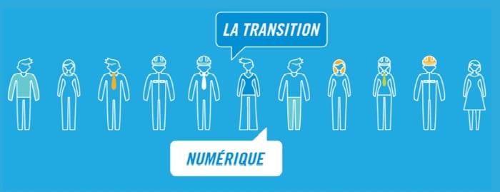 Les intervenants de la transition numérique
