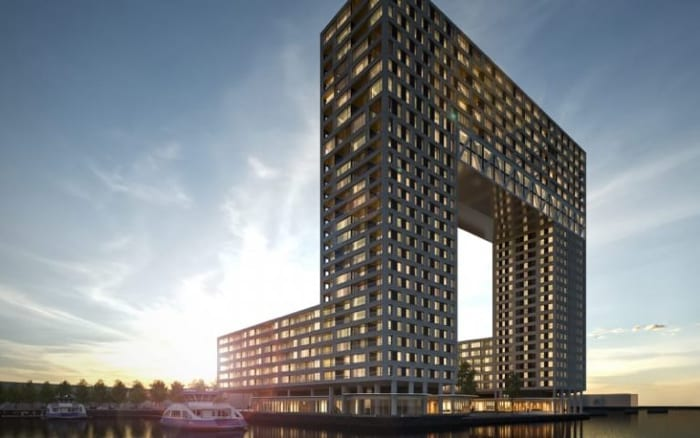 buildingSMART Award 2018 - Lauréat:Pontsteiger Project