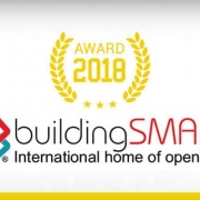 buildingSMART International Awards -lauréats de l' edition-2018 - En-Tete