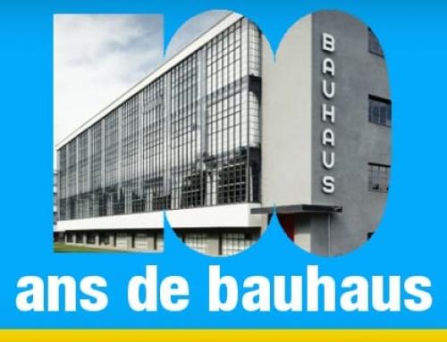 100 ans de Bauhaus : l'histoire, les événements, les icônes