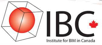 BIM Canada - logo de Institute for BIM in Canada