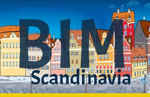 Le BIM dans le monde : pour les pays scandinaves une pratique qui est consolidée dans le secteur du bâtiment