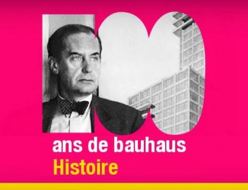 Les 100 ans de l'histoire du Bauhaus, vers une Nouvelle Architecture
