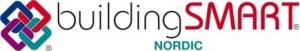 logo de buildingSmart Nordic, pour les pays scandinave