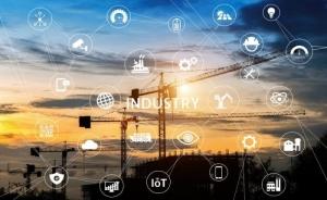 image qui montre à 360° les fonctions de l'intelligence artificielle sur les chantiers