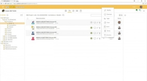 image qui représente l interface de usBIM.platform de ACCAsoftware
