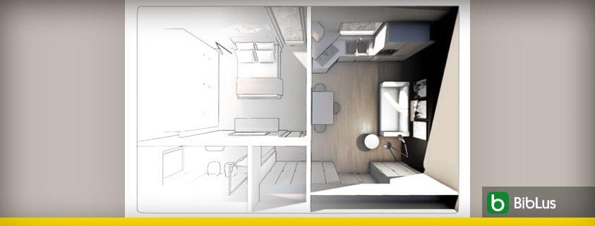 Plan appartement T2 : les critères, les normes et les ...