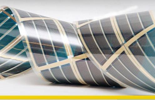 Les panneaux solaires photovoltaïques flexibles, le futur du renouvelable