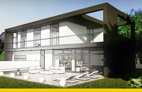 La conception d'une construction de maison unifamiliale, un guide technique d'introduction