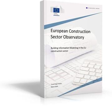 BIM en Europe le livre de ECSO, usBIM.platform
