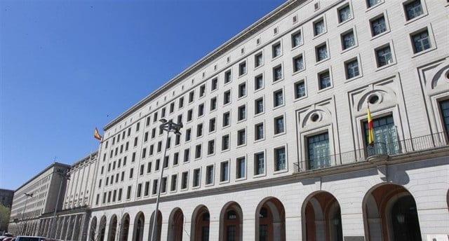 Bâtiment du Ministère de Fomento Madrid