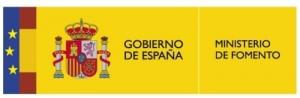 Logo Ministerio de Fomento (Ministère du développement)