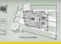 Un guide d'introduction pour la conception d'une maison jumelée avec des plans et des exemples à télécharger