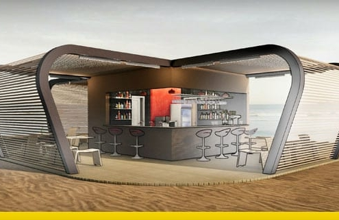 Un guide pour la conception d'un kiosque bar : plans et exemple à télécharger