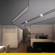 Faux plafond issu du logiciel BIM pour l'architecture Edificius