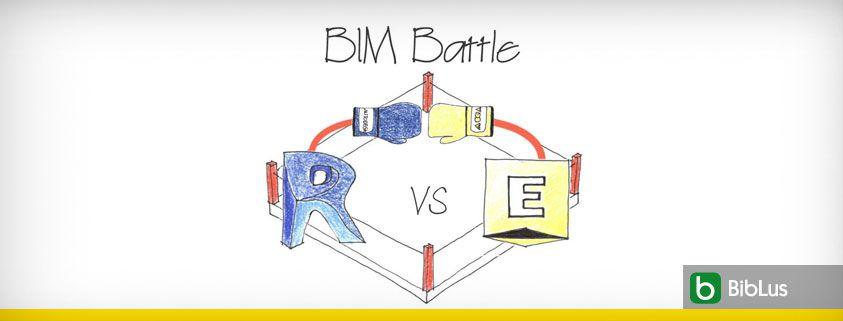 BIM battle Edificius Revit