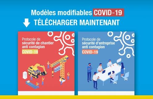 Protocole pour les mesures de sécurités de contagions du covid-19