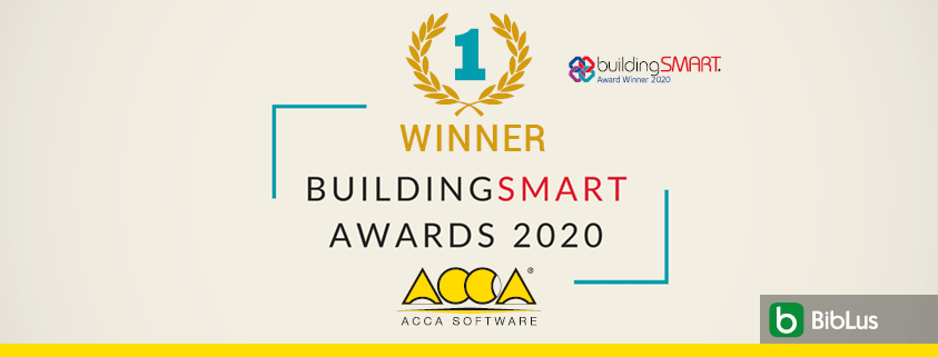 ACCA software buildingSMART International Awards 2020
