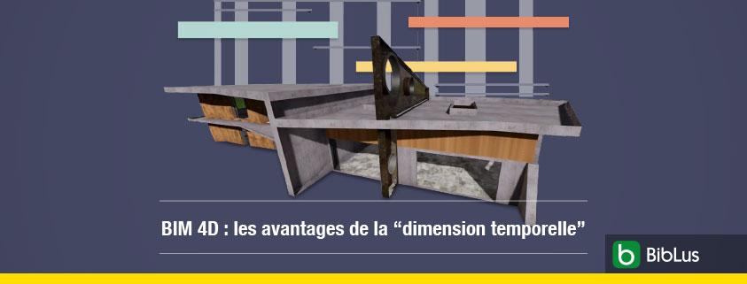 Environnement 4D GANTT logiciel Edificius architecture3D BIM