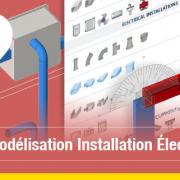 MEP logiciel Edificius conception CVC, Plomberie et Electricité