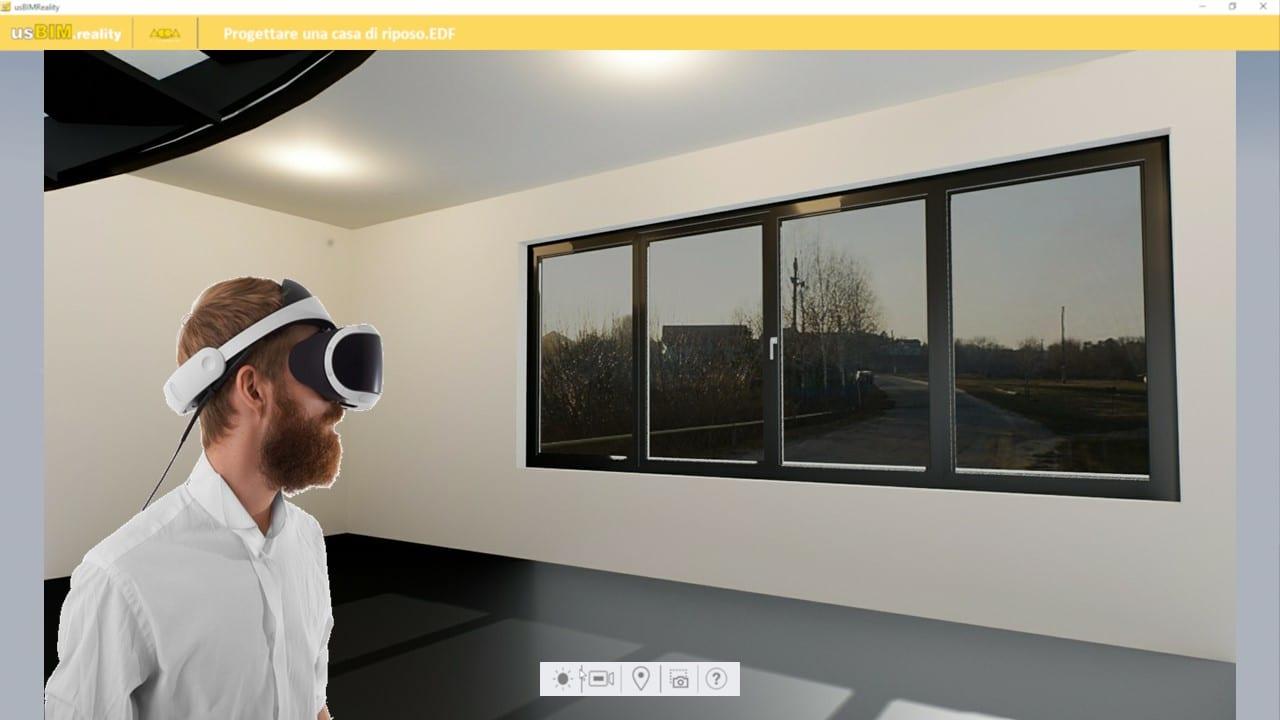 Réalité virtuelle en ligne:avantages en phase de conception