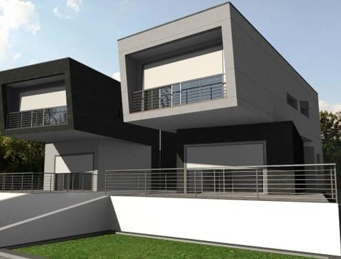 projeto arquitetônico com um software BIM 8i_front_view_head