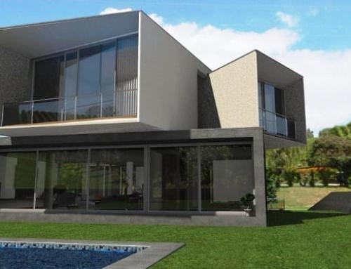 O desenho arquitetônico com um software BIM: Casa São Roque