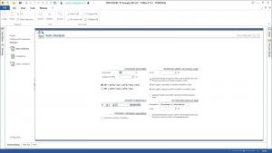 Configuração módulo de composição software PriMus