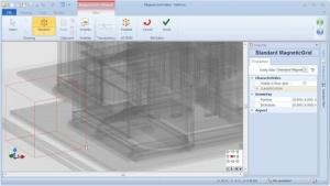 Alterar ponto sensível MagneticGrid 02 - software BIM Edificius -